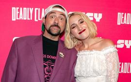 Kevin Smith Publicly Begs The LAPD To Intervene After Daughter's Stalker Travels To Their Hometown!