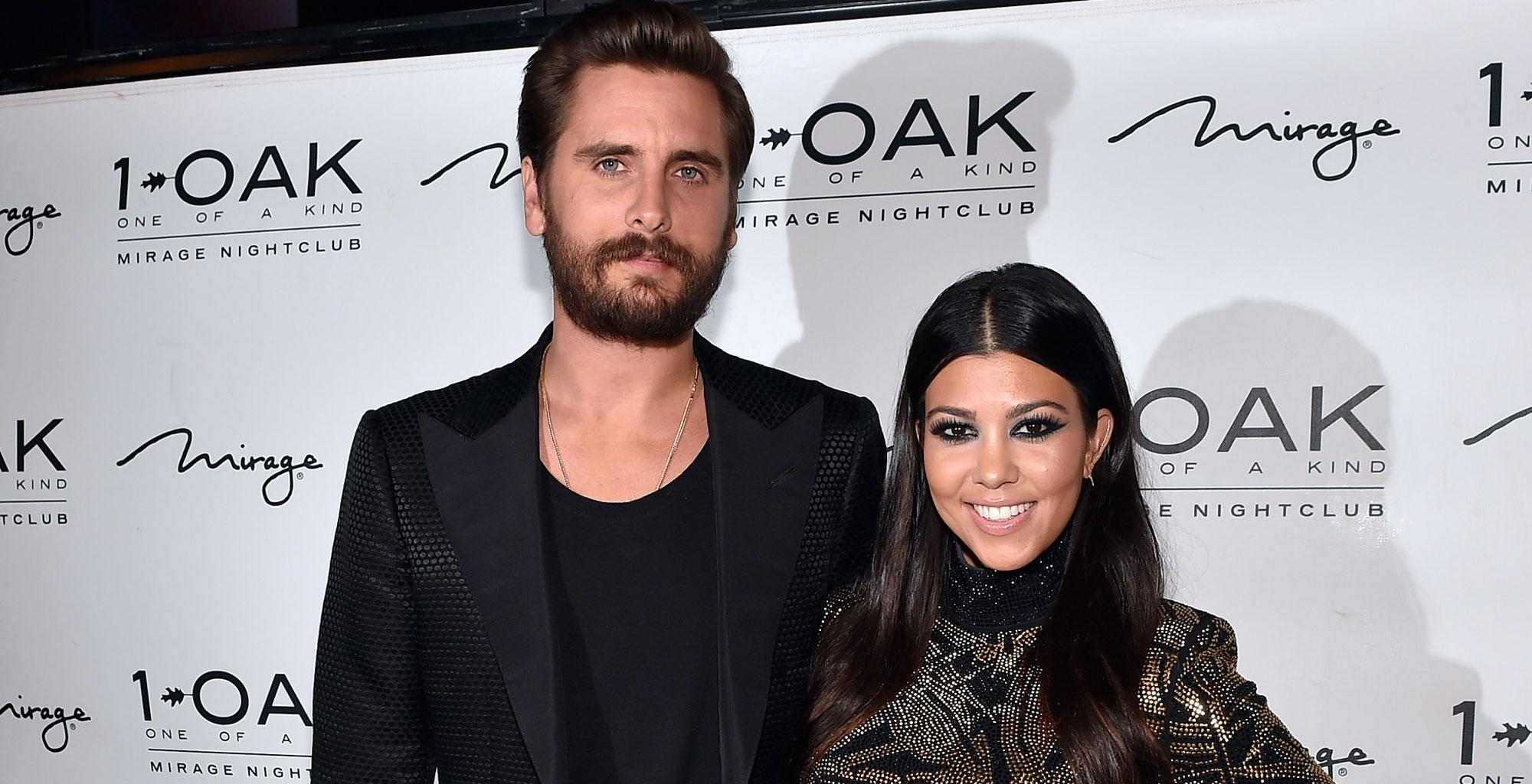 Kourtney Kardashian - Here's What The KUWK Star Wants To Teach People Through Her Co-Parenting With Scott Disick