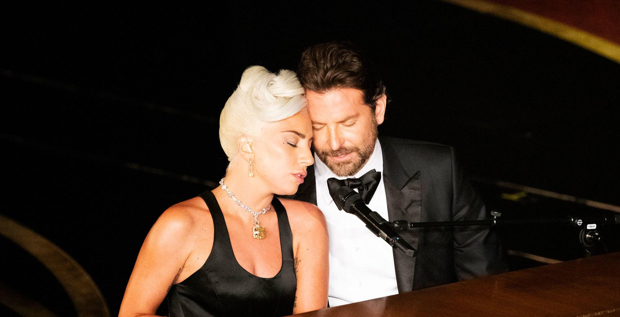 Lady Gaga Talks Romantic Bradley Cooper Oscars Performance - Reveals They Tried To 'Fool' Everyone Into Believing They're Really In Love
