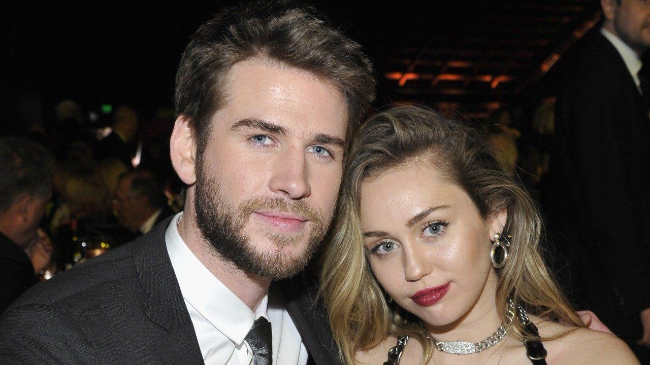 Liam Hemsworth On The Impressive Ring He Picked For Miley Cyrus - 'I Thought It Was CGI'