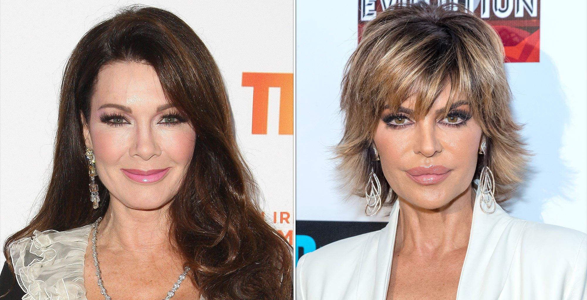 Lisa Rinna Says Lisa Vanderpump Gets Preferential Treatment From Bravo - She Should've Been Fired For Refusing To Shoot RHOBH!