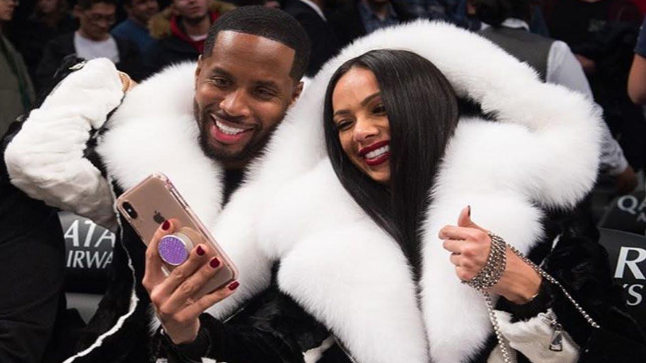 Erica Mena Sparks Pregnancy Rumors Following The Latest Video In Which She's With Safaree, Previewing Some New Music