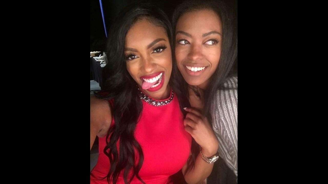 Porsha Williams Cannot Wait Her Daughter To Grow Up Together With Her Sister's Kid - Check Out The Latest Photo With Lauren Williams