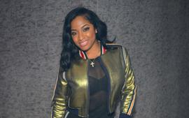 Toya Wright's Daughter, Reign Rushing Is A Whole Mood In The Latest Photo - Fans Can't Get Enough Of Her