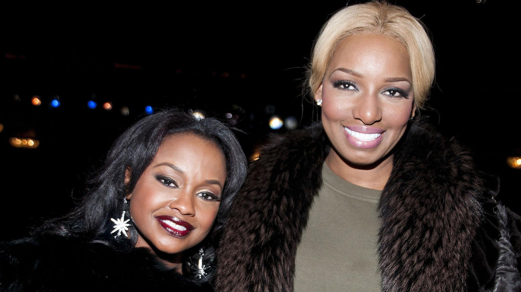 Phaedra Parks - Here's What She Thinks Of NeNe Leakes Wanting Her To Come Back To 'RHOA!'