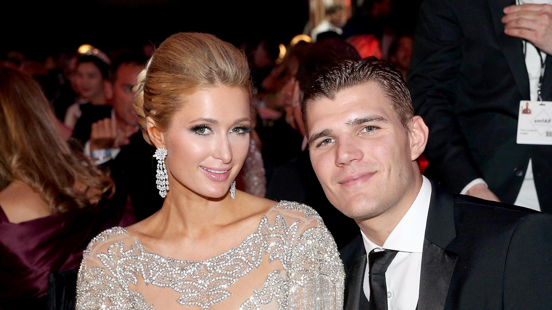 Paris Hilton's Ex-Fiance Chris Zylka Suggests They Might Reunite - 'We Still Love Each Other'