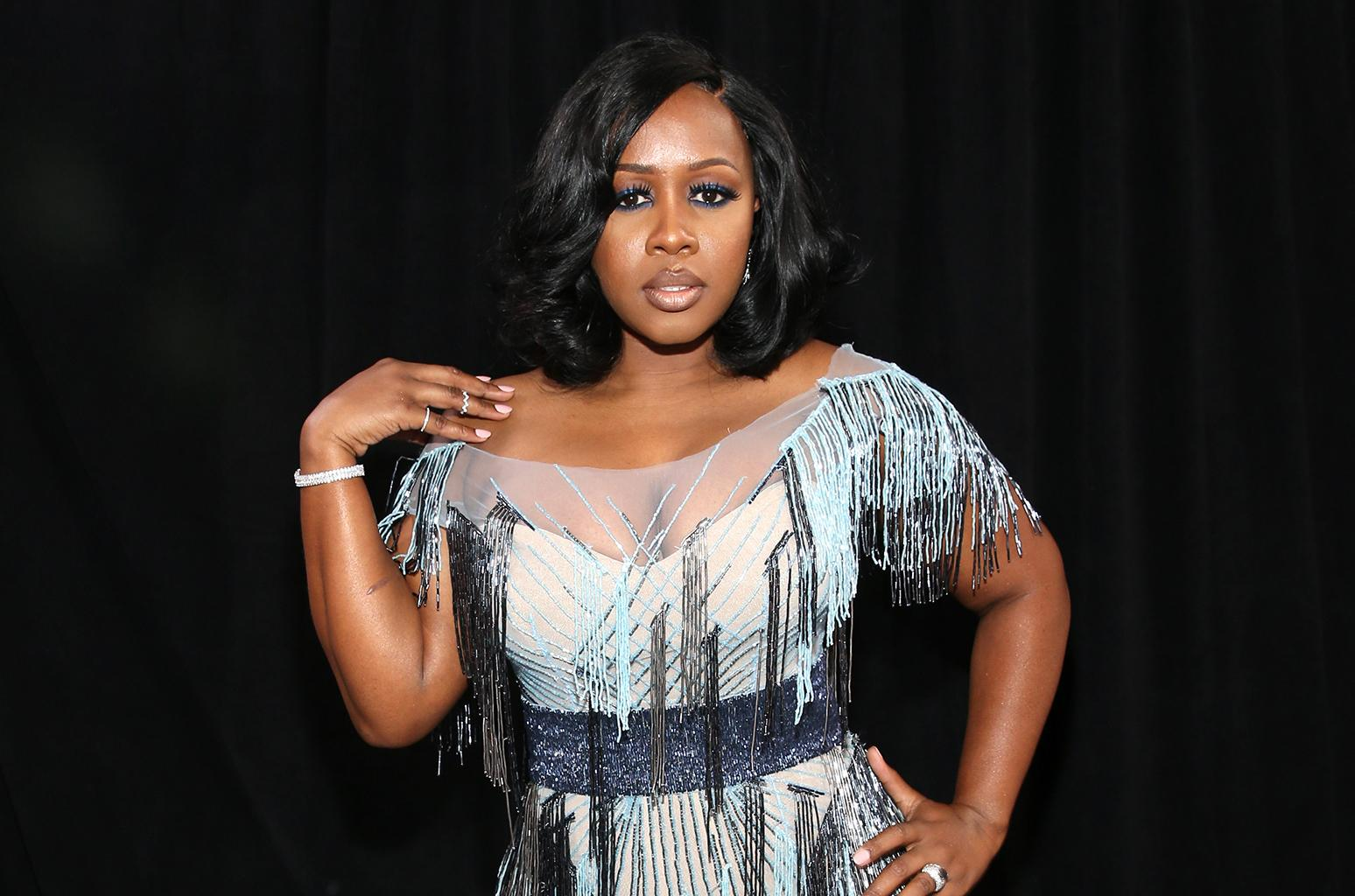 Remy Ma Shows Chris Brown Support After Releasing Controversial T-Shirt Calling Rape Accuser A Liar - 'I'll Wear It Every Week'