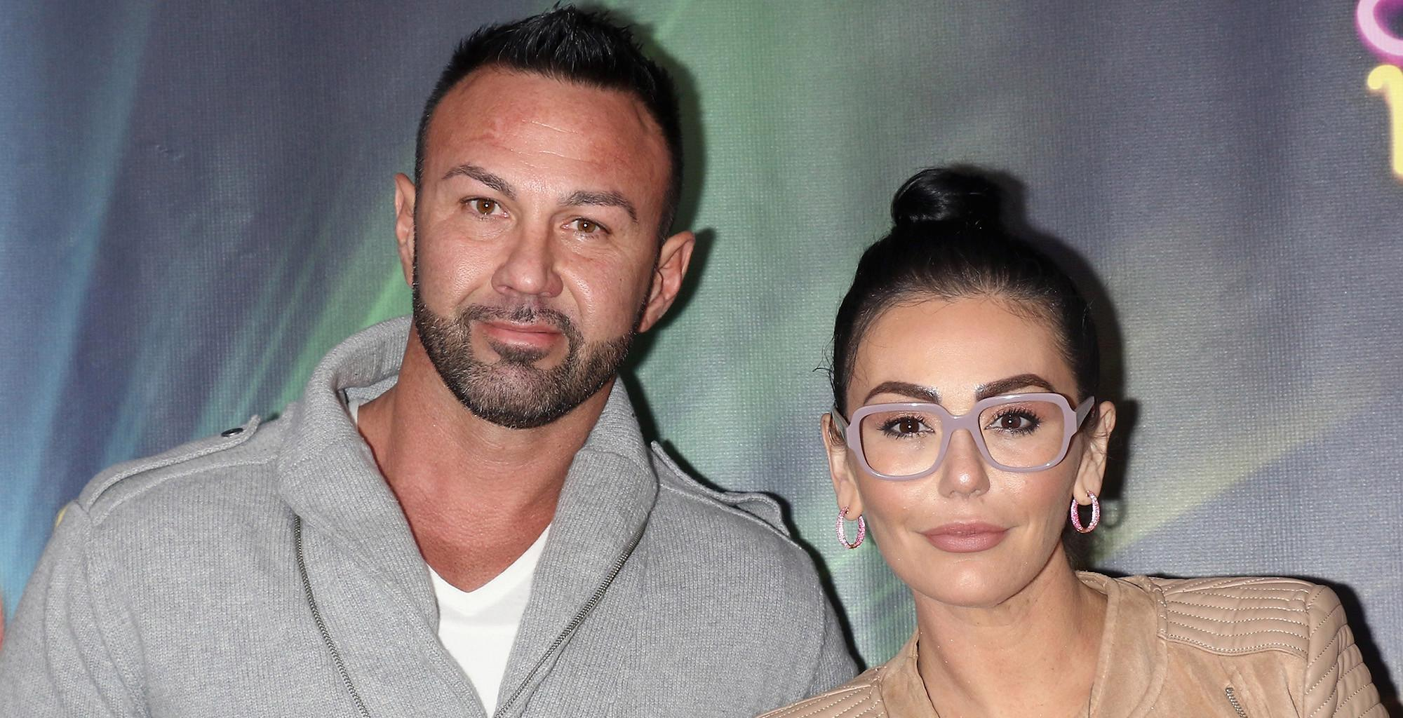 JWoww's Estranged Husband Responds To Her Domestic Violence Accusations - 'You Made Me Look Like A Monster'
