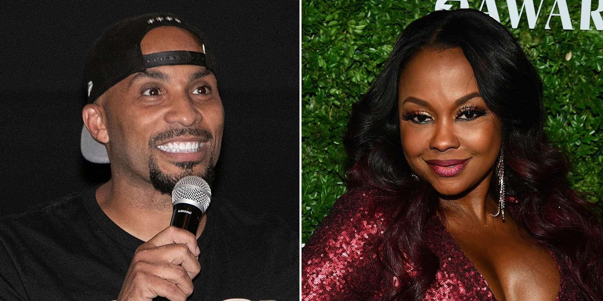 Phaedra Parks Gushes Over Her Man: She Looks Gorgeous In Her Latest Post With Tone Kapone