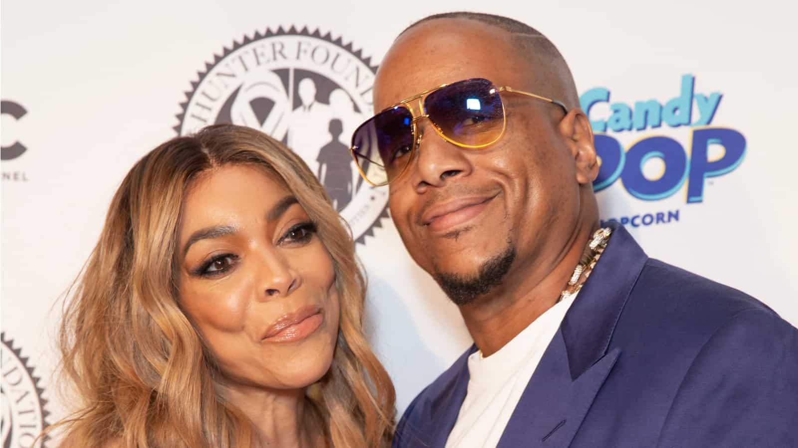 Wendy Williams And Husband Kevin Hunter Heading For A Divorce? - Here's The Truth!