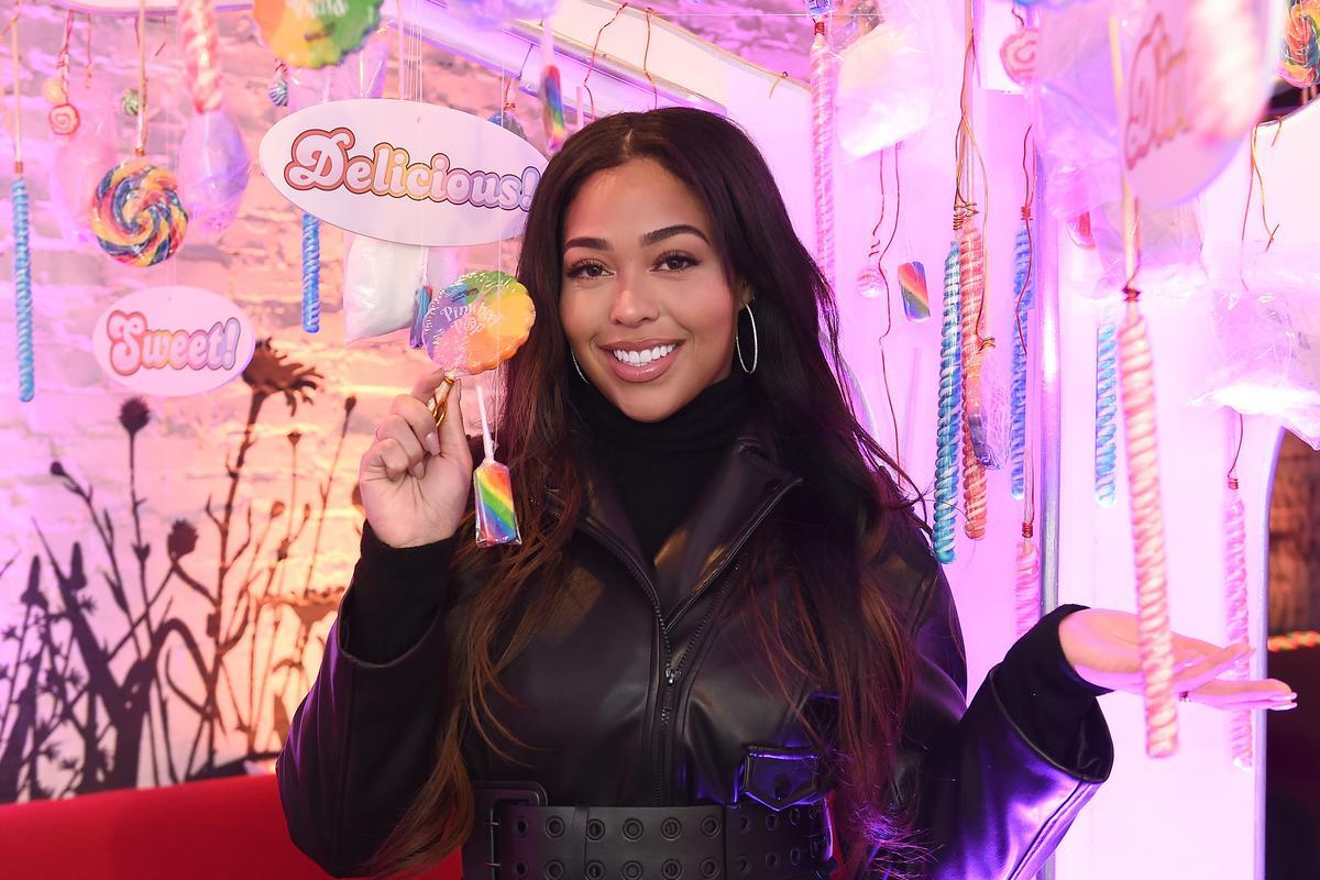 Jordyn Woods Is Slowly Making Her Way Back On Instagram Following The Cheating Scandal - Fans Praise Her Beauty And Say She Looks Like Aaliyah