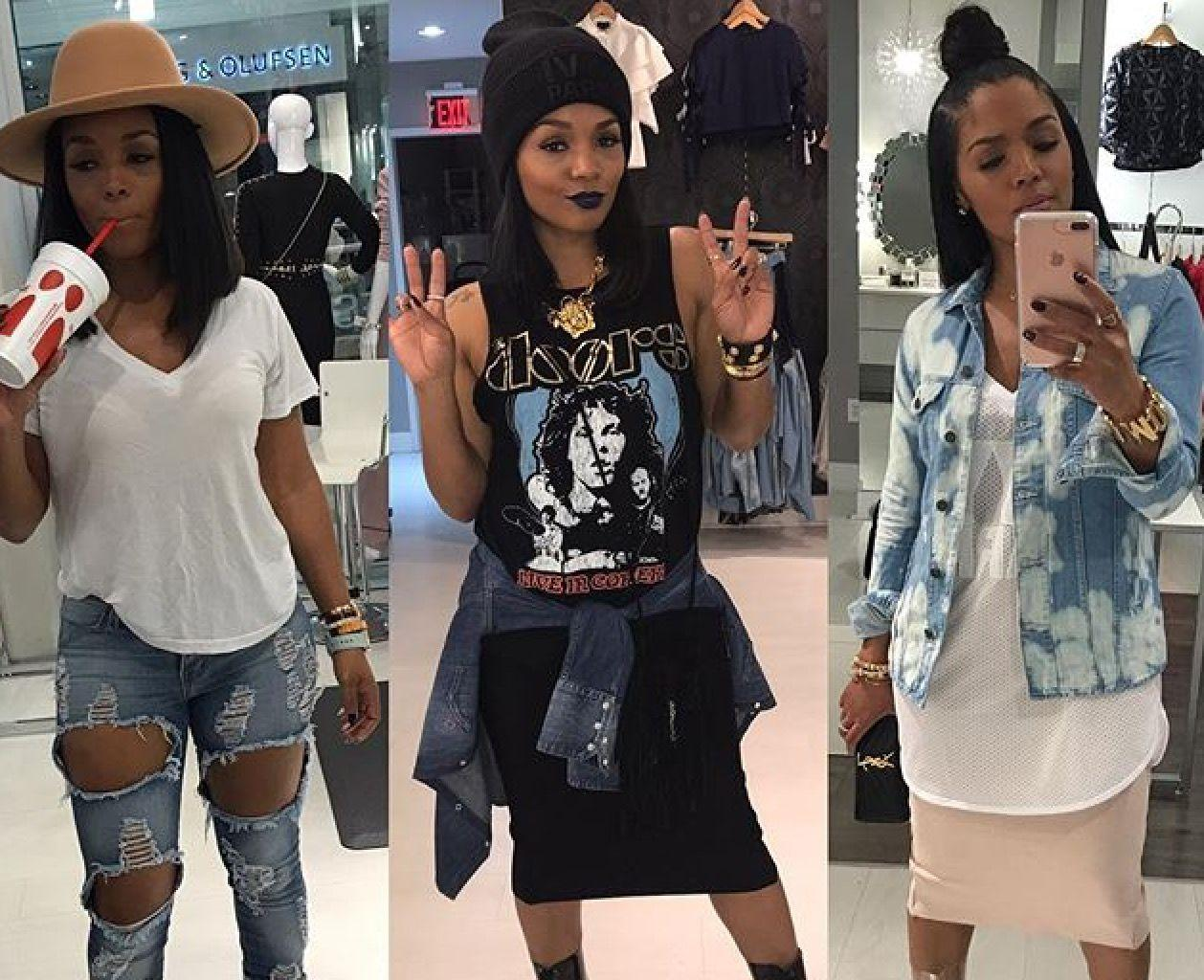 Rasheeda Frost Spreads Neon Vibes And Fans Are Here For It
