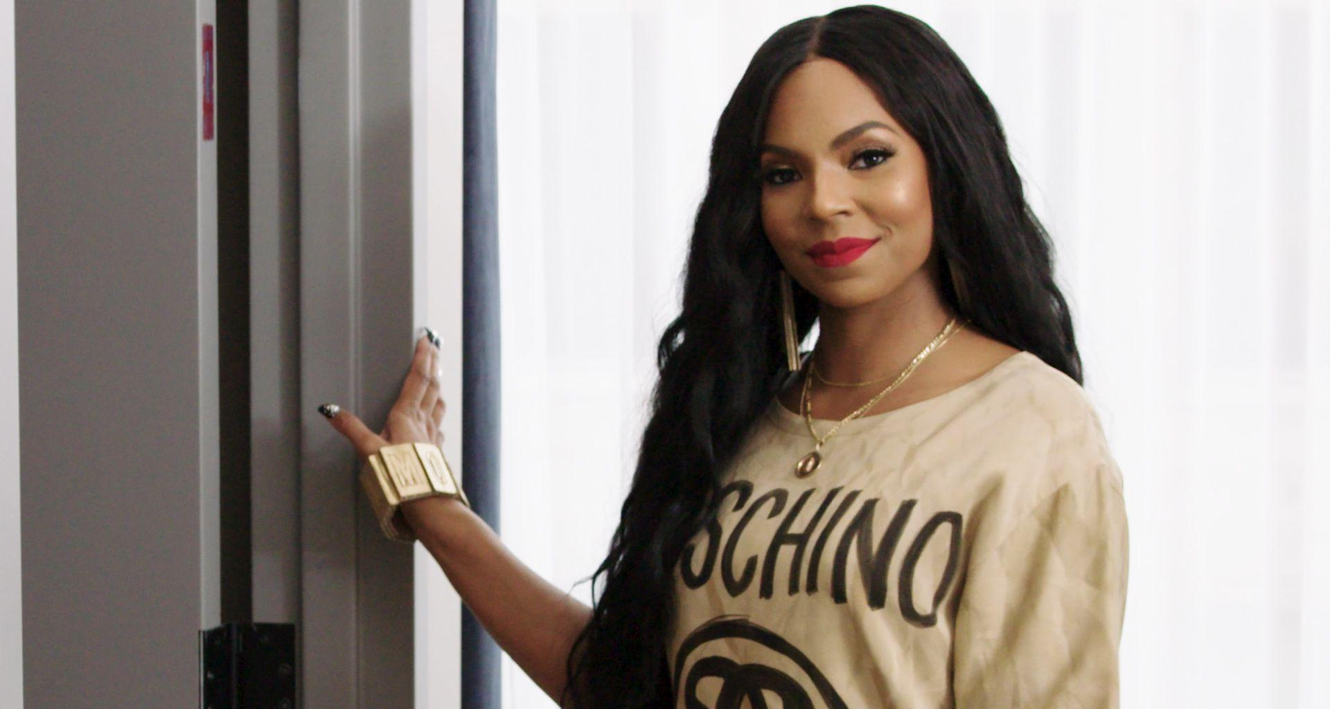 Ashanti Is Working On A New Video And Her Fans Say She Sounds Like J.Lo - Check Out The Clip