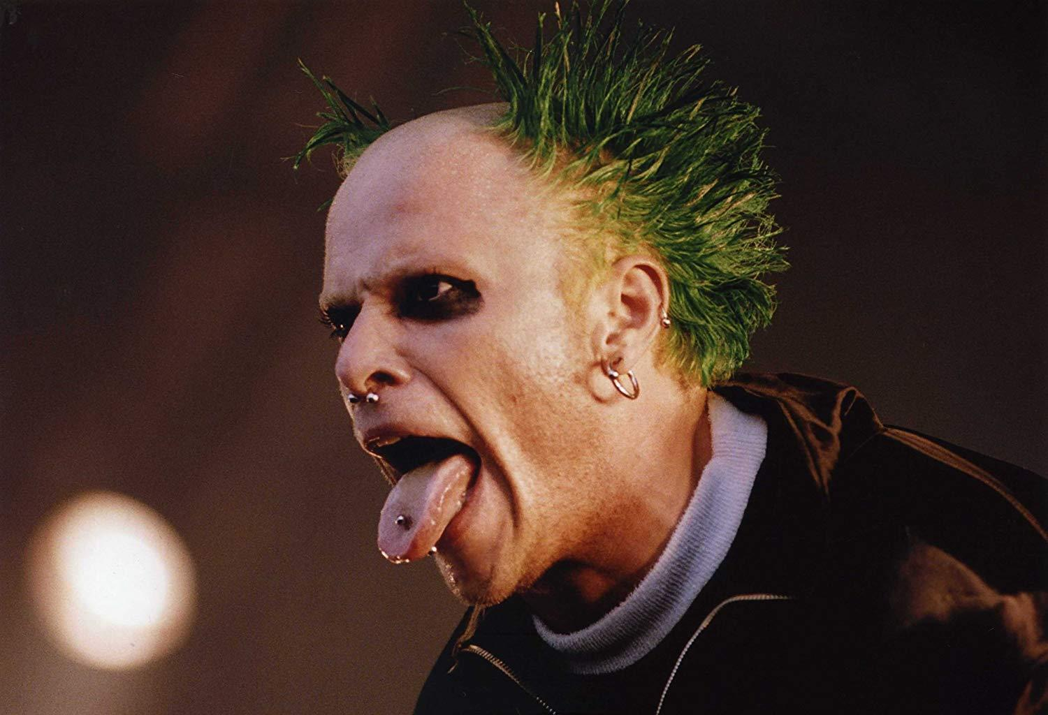 Prodigy Vocalist Keith Flint, Reportedly Found Dead In His Home - He Was 49