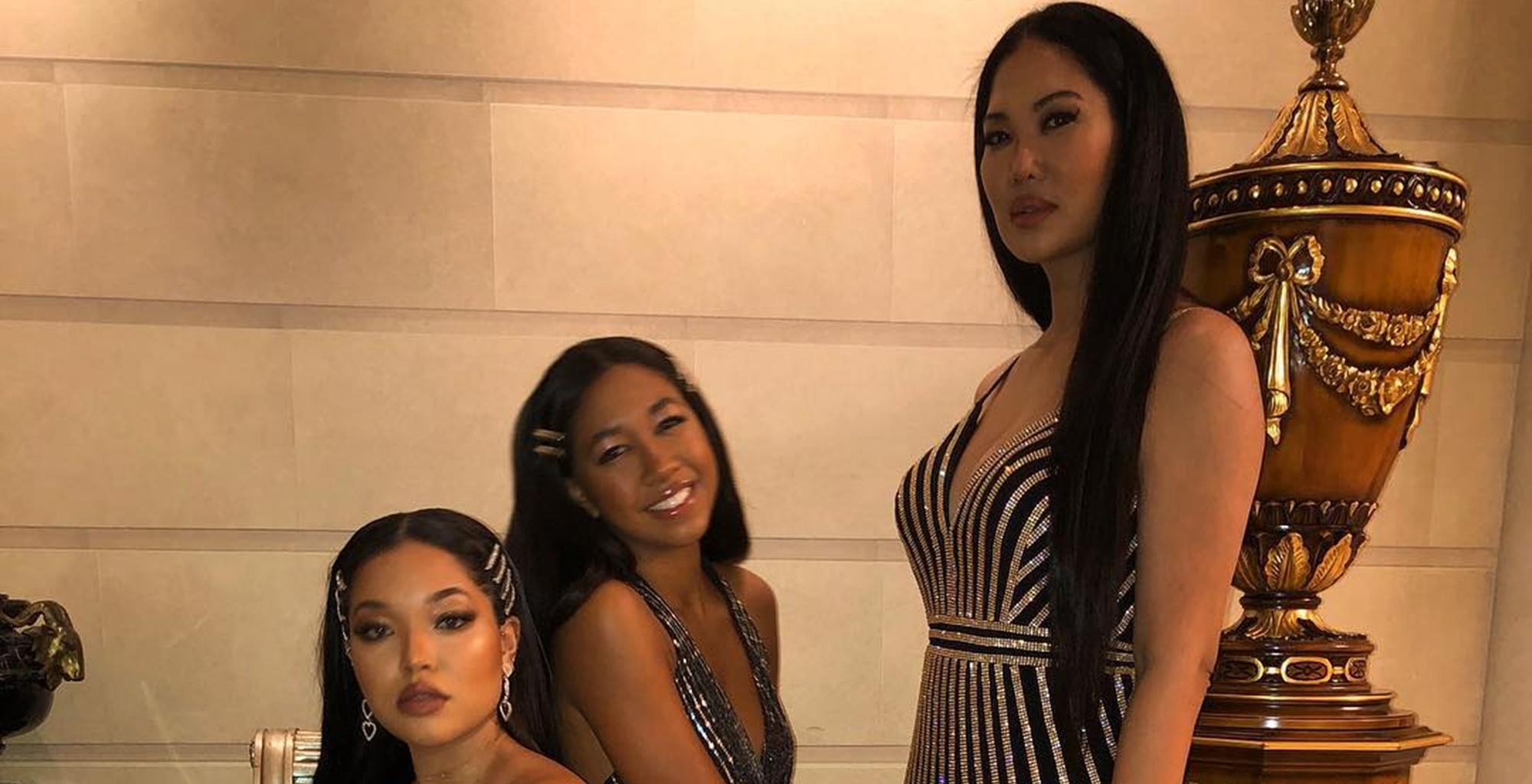Kimora Lee Simmons' Brilliant Daughter Aoki Paints Dark Picture Of Some Of Her Classmates In Emotional Video
