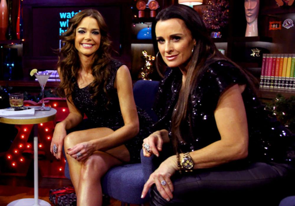 Are RHOBH Stars Kyle Richards And Newbie Denise Richards Related?