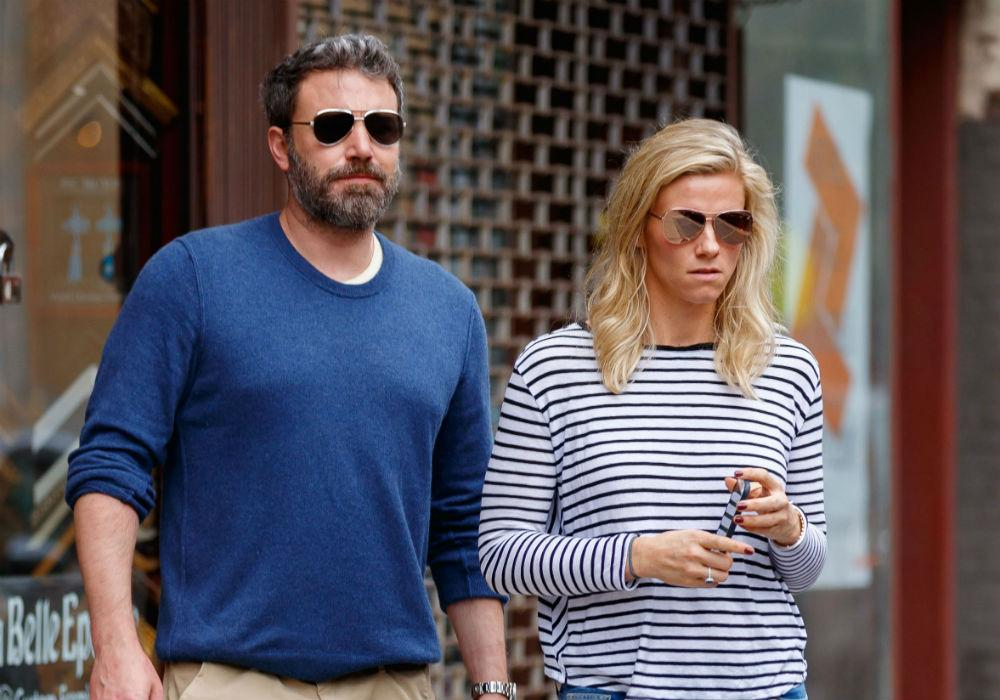 Ben Affleck Spotted With Jennifer Garner As Rumors Swirl He And Lindsay Shookus Are Taking It To The Next Level