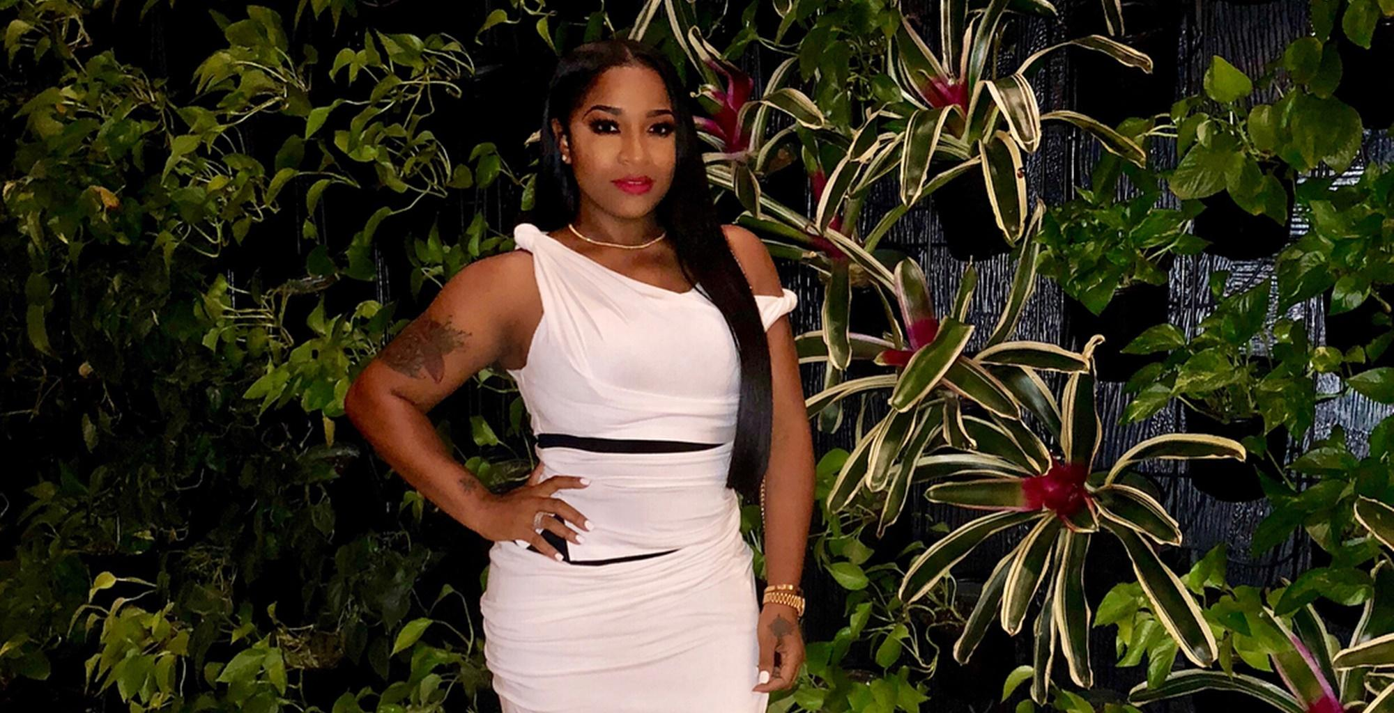 Toya Wright Shares A Gorgeous Fresh Look And Fans Tell Her She Should Marry Robert Rushing