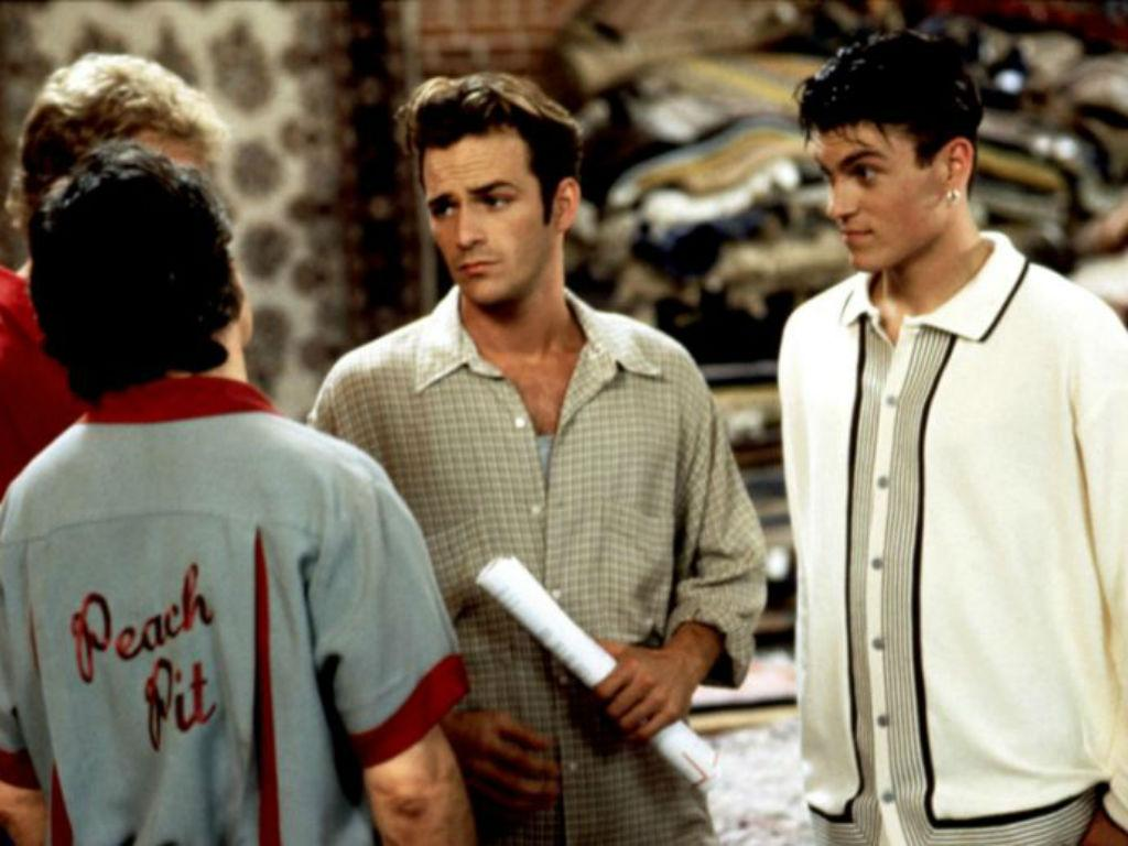 Brian Austin Green Defends Not Posting Tribute To Beverly Hills 90210 Costar Luke Perry