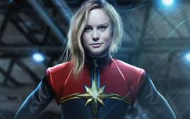 Captain Marvel 'Changed My Life' Claims Star Brie Larson