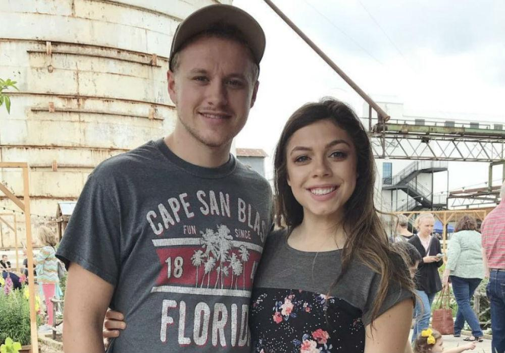 Counting On Stars Lauren Swanson And Josiah Duggar Reveal Why They Opened Up About Their Miscarriage