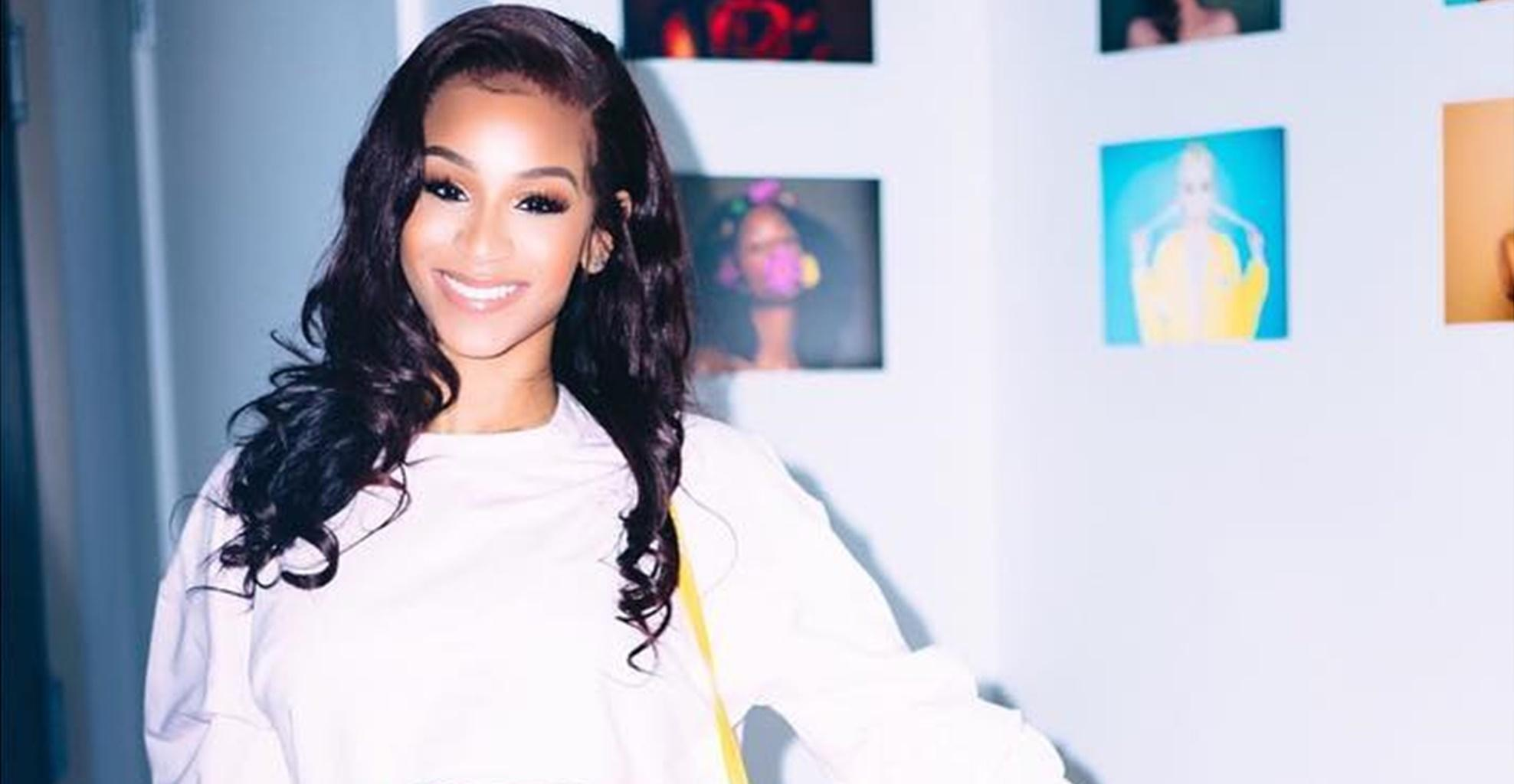 T.I.'s Daughter, Deyjah Harris Claps Back At A Man Who Commented On Her Looks And Triggers A Debate Among Fans