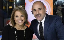 Disgraced Today Show Host Matt Lauer Is 'Freaking Out' Over Katie Couric's Upcoming Tell-All