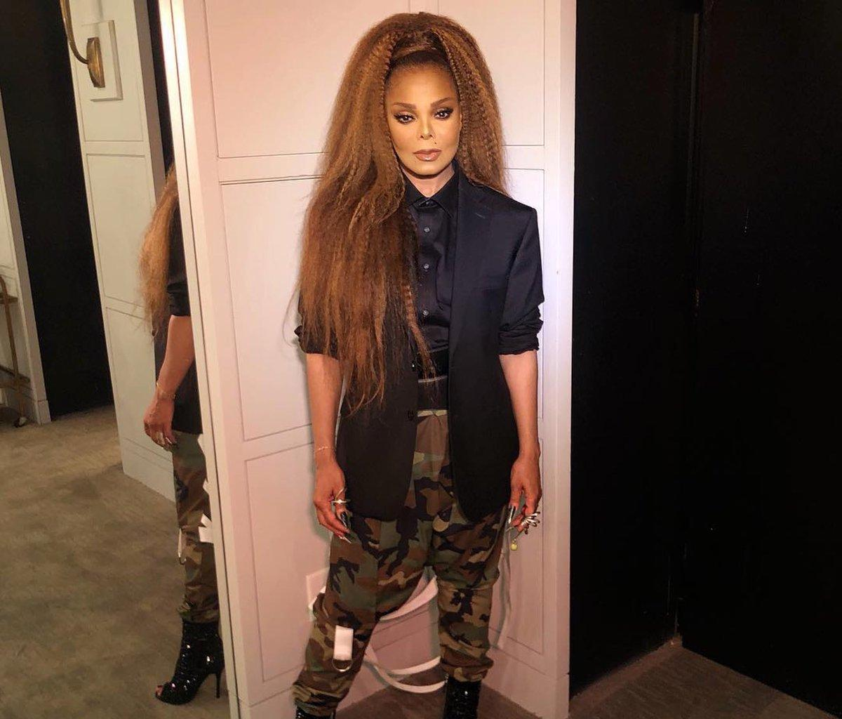 Janet Jackson Reportedly Photoshopped The Glastonbury Festival 2019 Line-Up Poster So That Her Name Comes First - Here Are The Before And After Versions