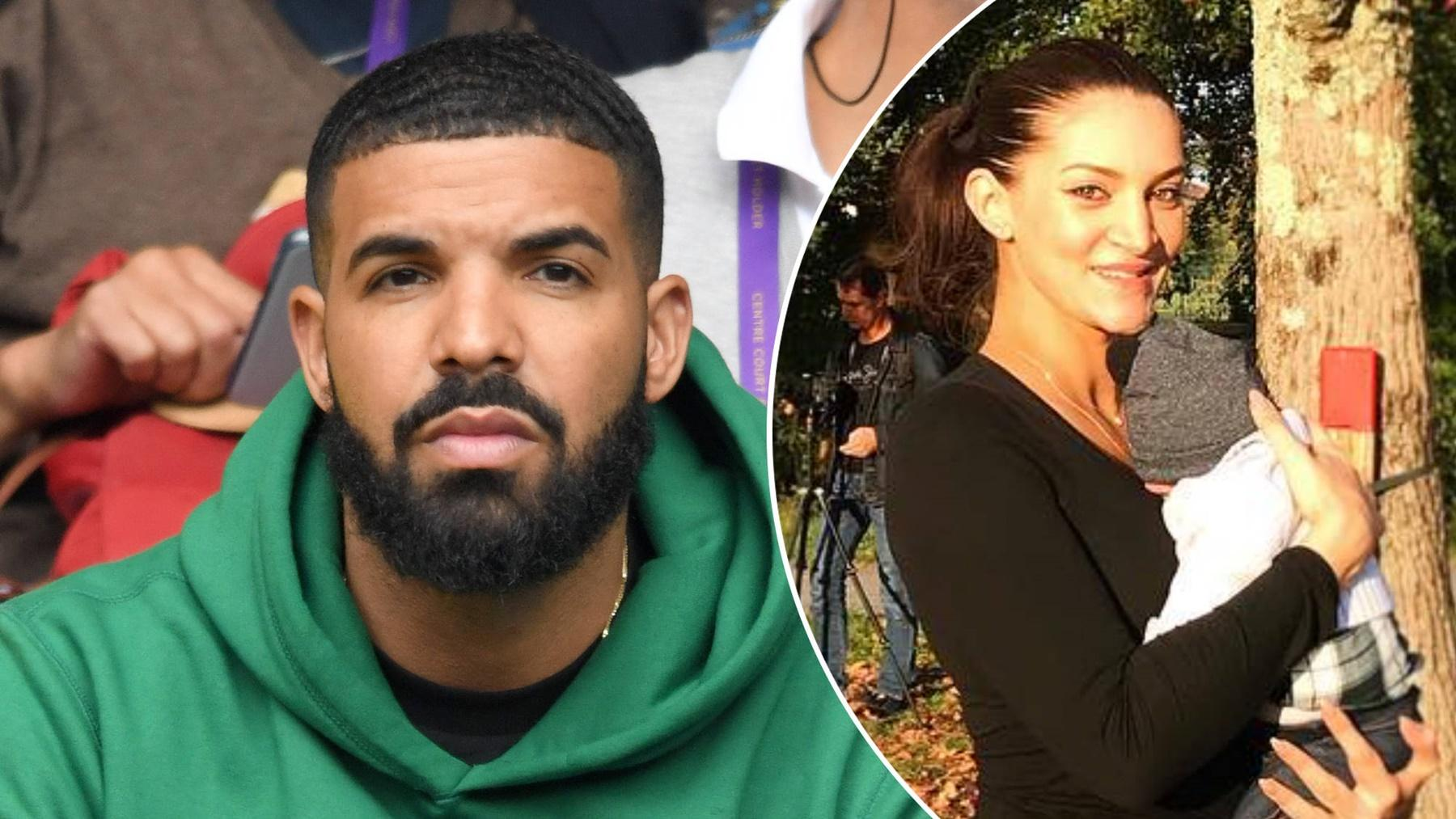 Drake Debuts Massive Tattoo Of His Son Adonis After Reuniting With Sophie Brussaux