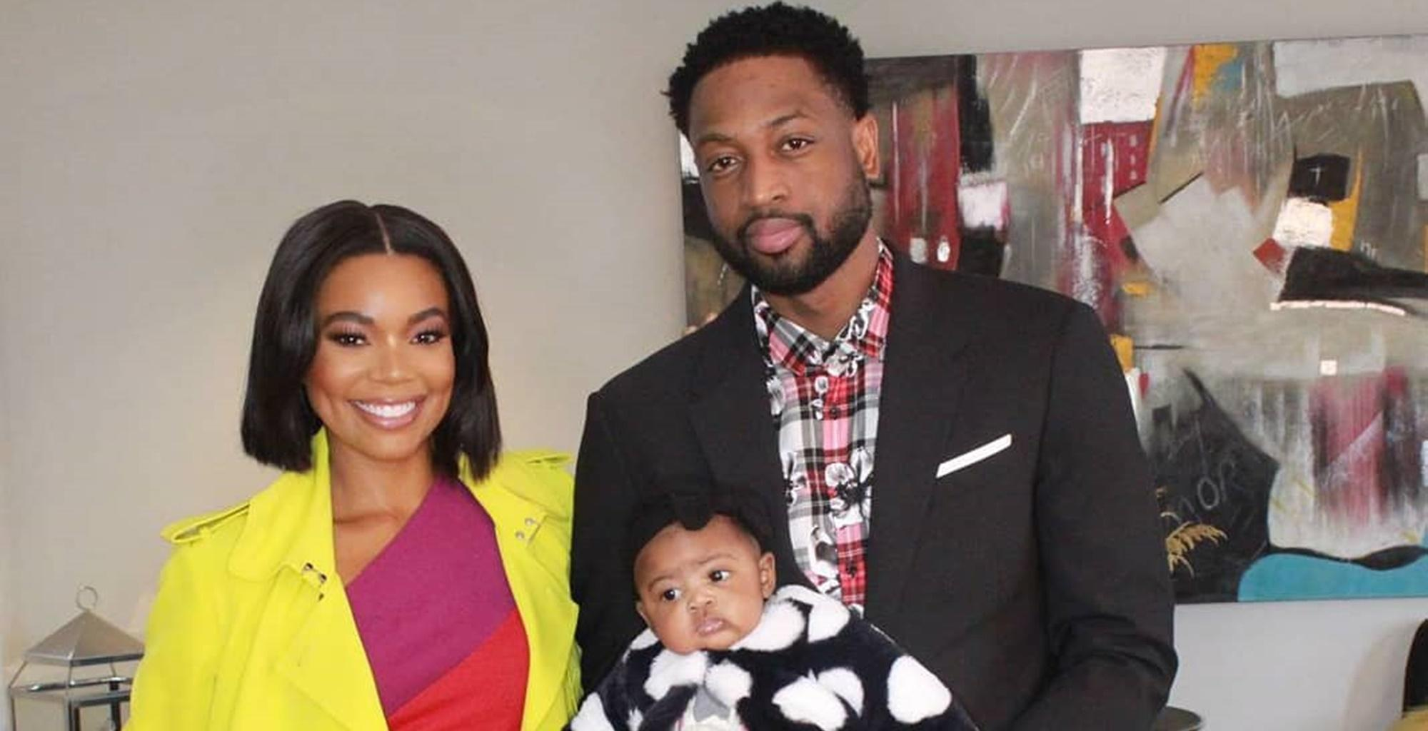 Gabrielle Union Embarrassed Baby Kaavia With Her Latest Video