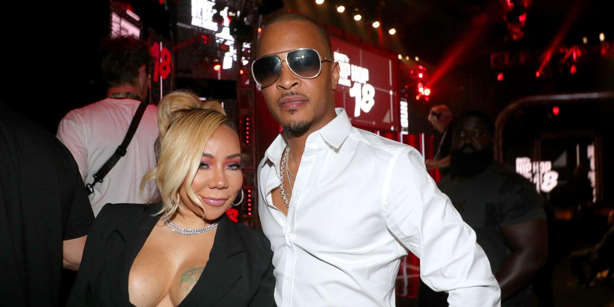"""T.I. Shares Throwback Pics And Fans Say He Looks Like His Son, Domani: 'Rare Sighting Of """"Lil Bad Ass Tip"""" In His Adolescent Years'"""