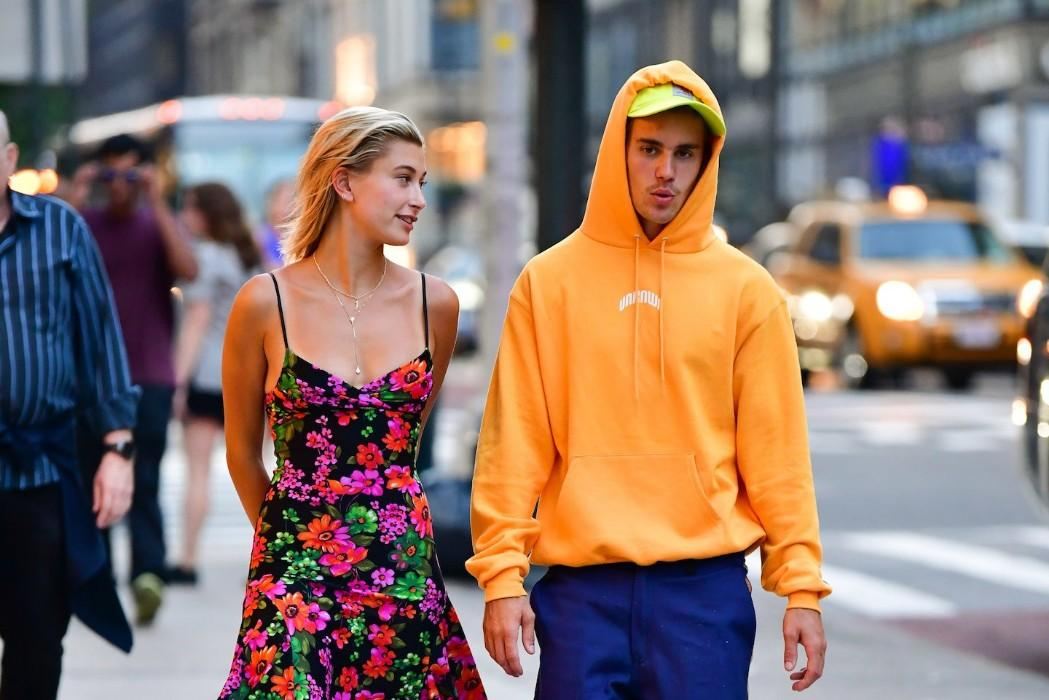 Justin Bieber And Hailey Baldwin Caught Playfighting After Singer Crashes Her Instagram Live And Sings
