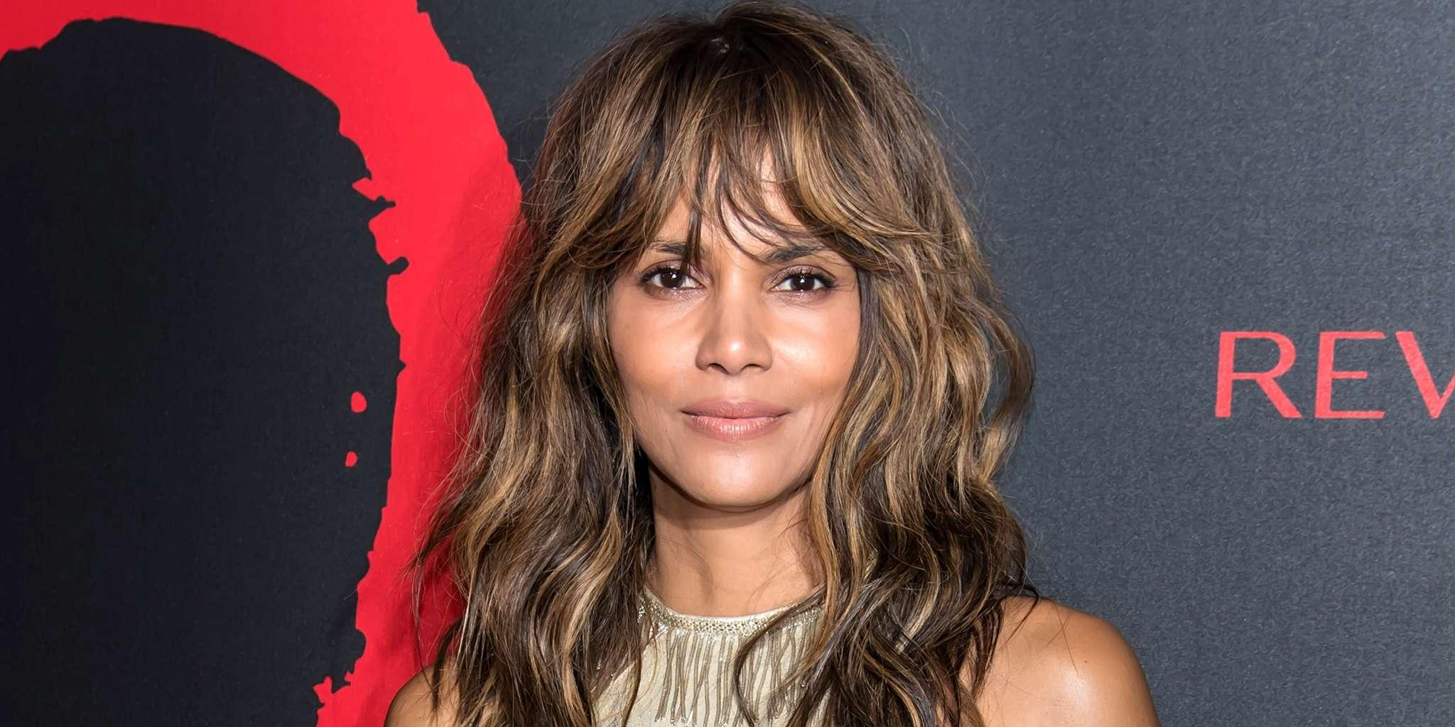 Halle Berry Shows Off Stunning New Tattoo And It's Massive!