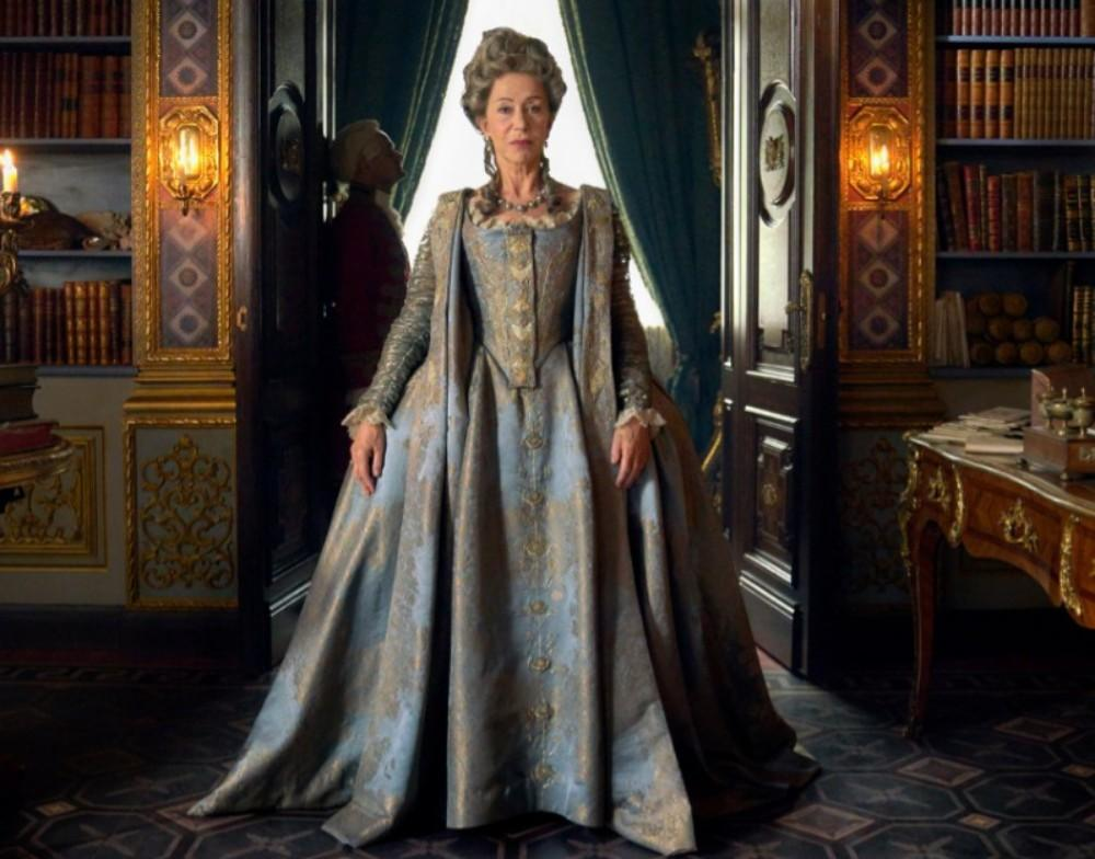 Helen Mirren Spotted In L.A. As HBO Readies For 'Catherine The Great,' Remains Silent On President Donald Trump