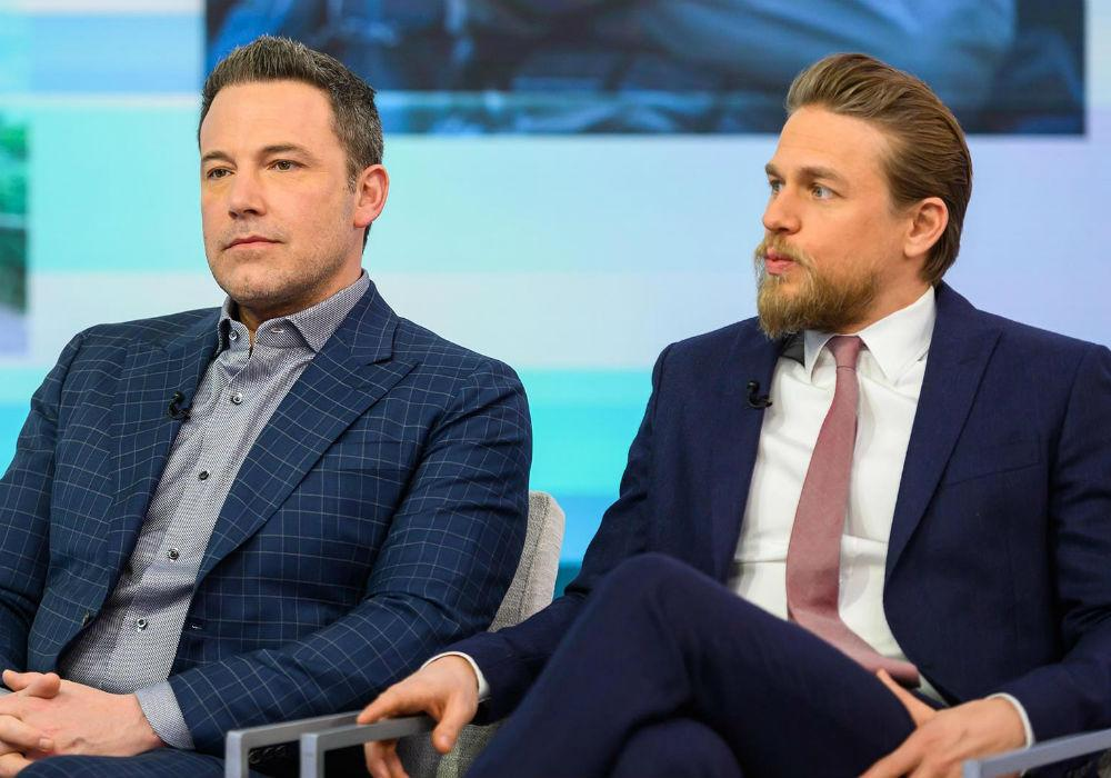 Hoda Kotb Completely Ignores Charlie Hunnam And Gushes Over Ben Affleck On Today