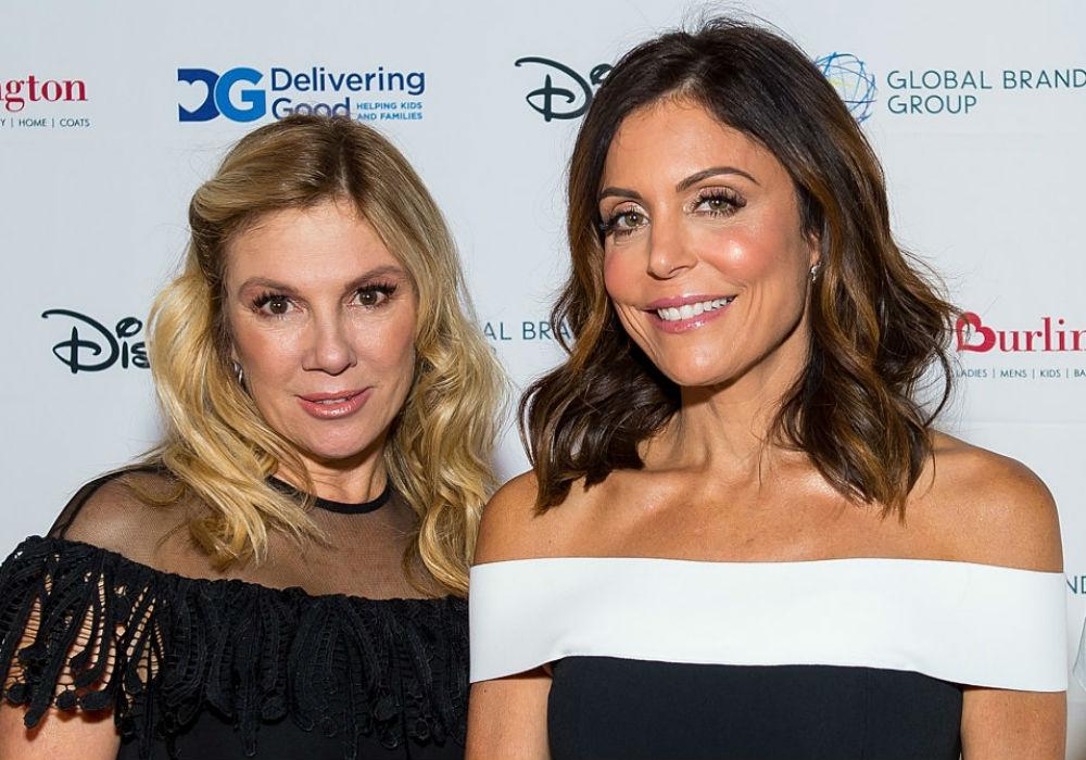 How Bethenny Frankel Reacted To Ramona Singer's Disturbing Comments About Dennis Shields