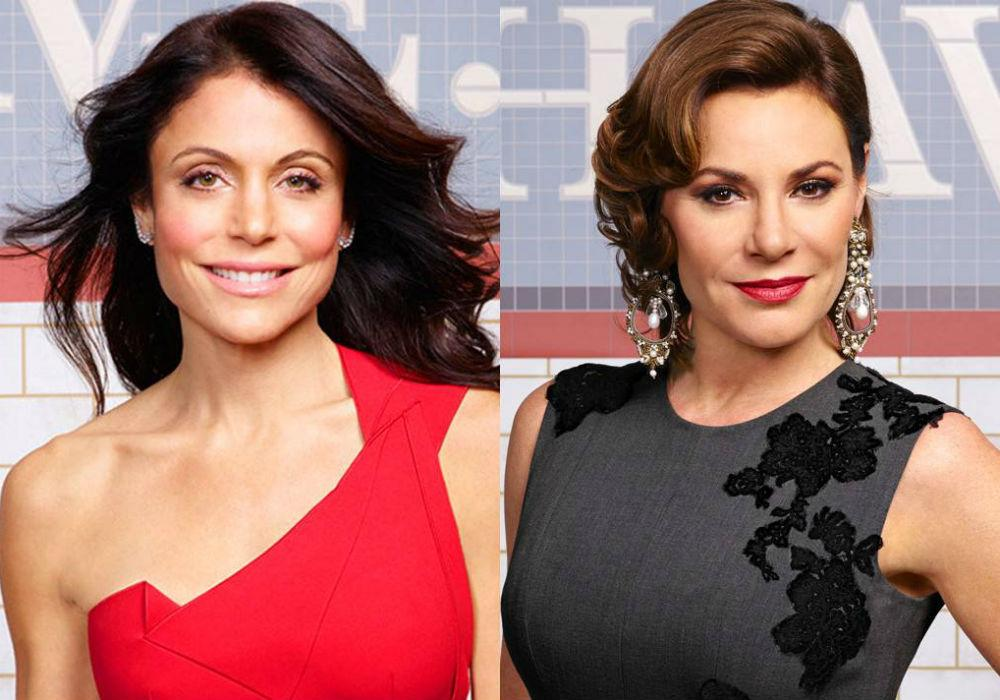 Is Luann De Lesseps Already Pitching This Former RHONY To Replace Frenemy Bethenny Frankel