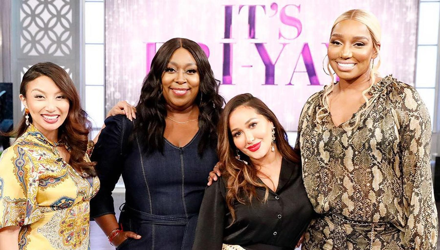 Jeannie Mai Reveals Most Painful Thing About Her Divorce In Viral Video -- Nene Leakes Sets Her Straight And So Did Linsey Toole