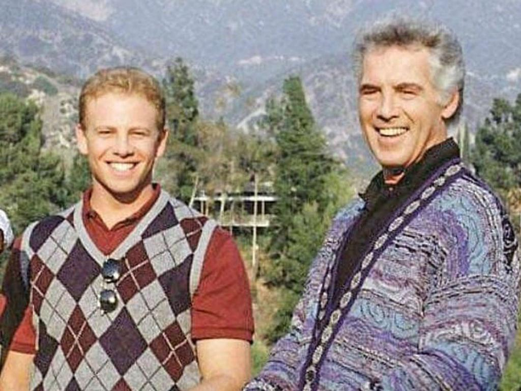 Soap Actor Jed Allan Dead At Age 84, Ian Ziering Pays Tribute To His Beverly Hills 90210 Dad