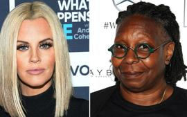 """Jenny McCarthy Dishes On Co-Hosting The View Slams Whoopi Goldberg For Being """"Controlling"""" In New Book"""