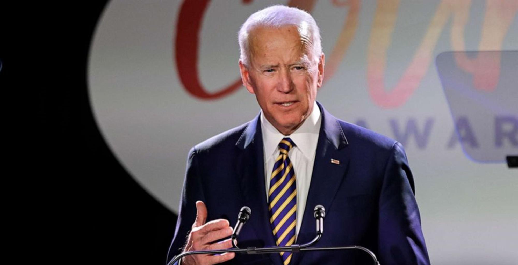 Joe Biden Is Still Apologizing And Talking About Anita Hill -- Should He Not Focus More On The Future Of This Country?