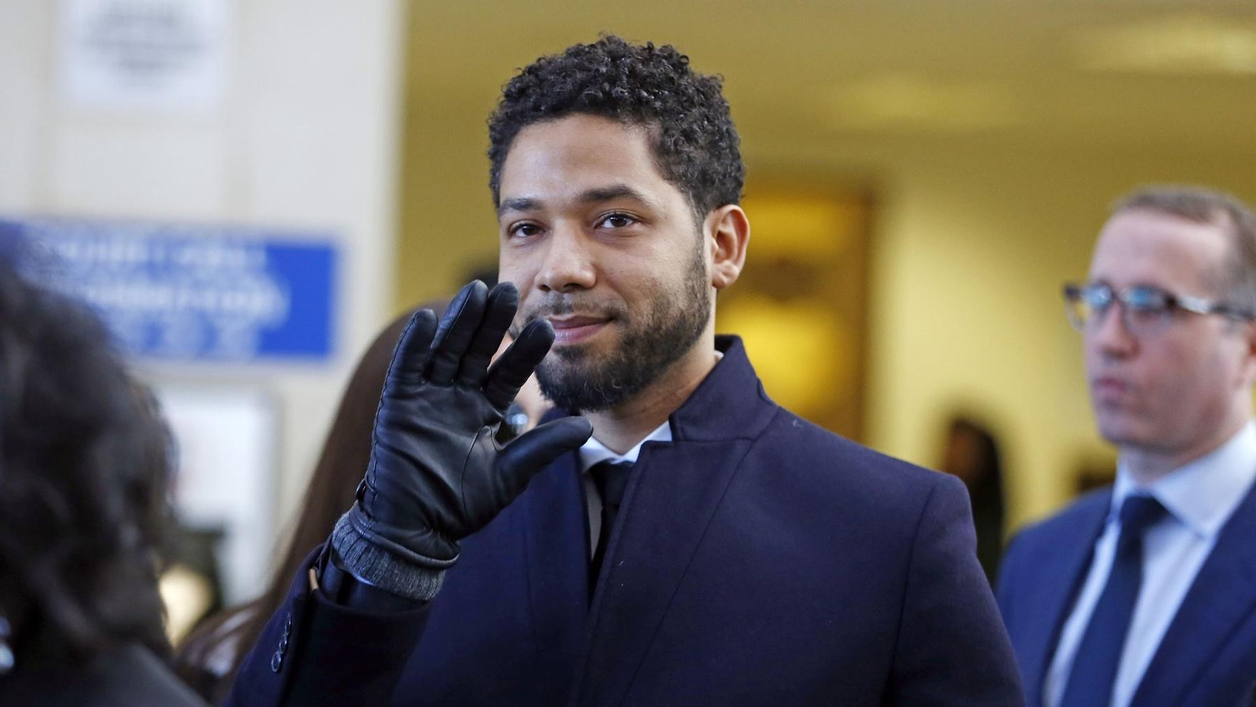 Jussie Smollett's Dropped Charges Raise Questions, Enrage Police Officers Who Are Going After Cook County State's Attorney Kim Foxx