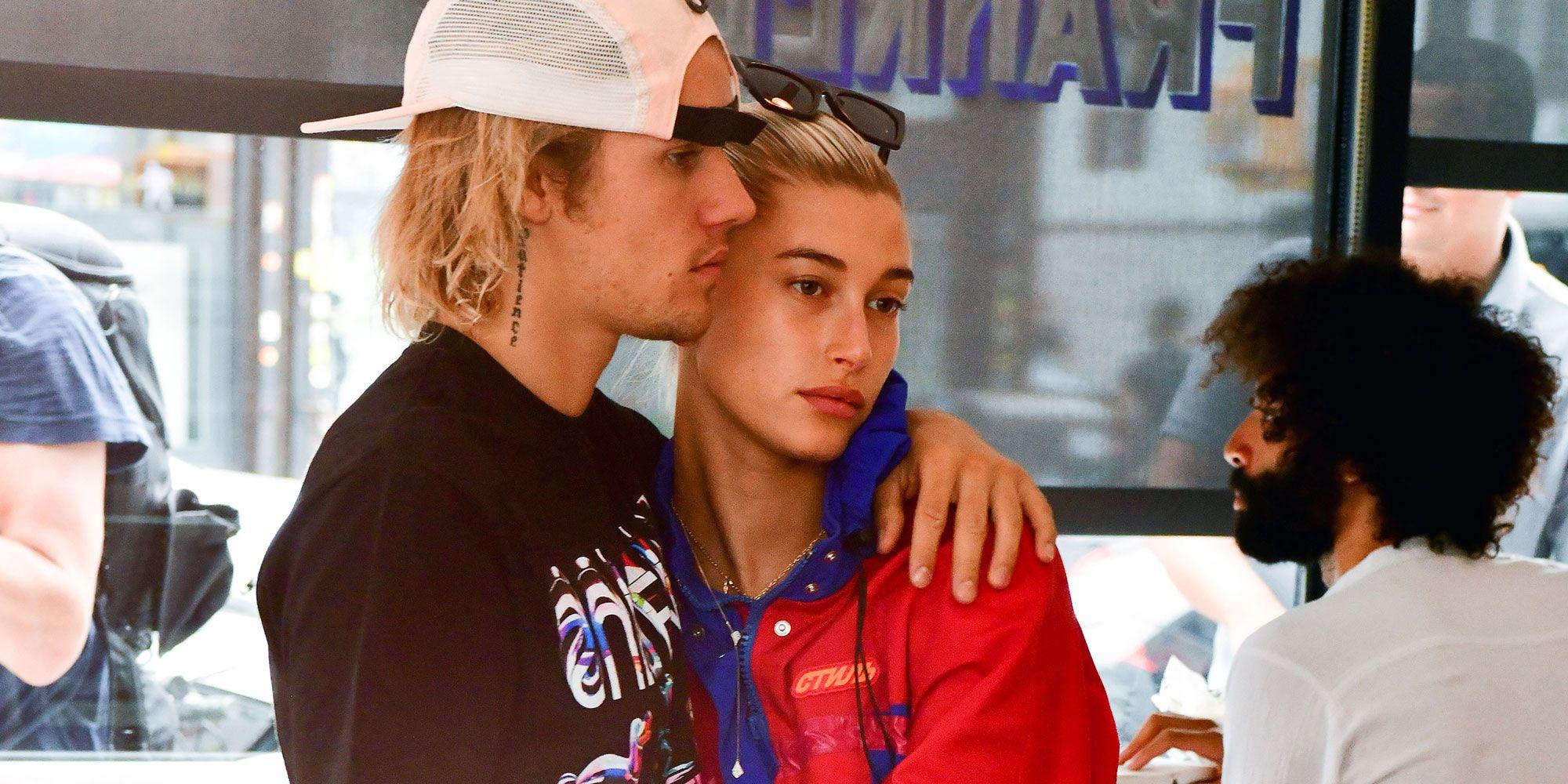 Justin And Hailey Bieber Are Reportedly 'Having Trust Issues' Amid His Battle With Depression