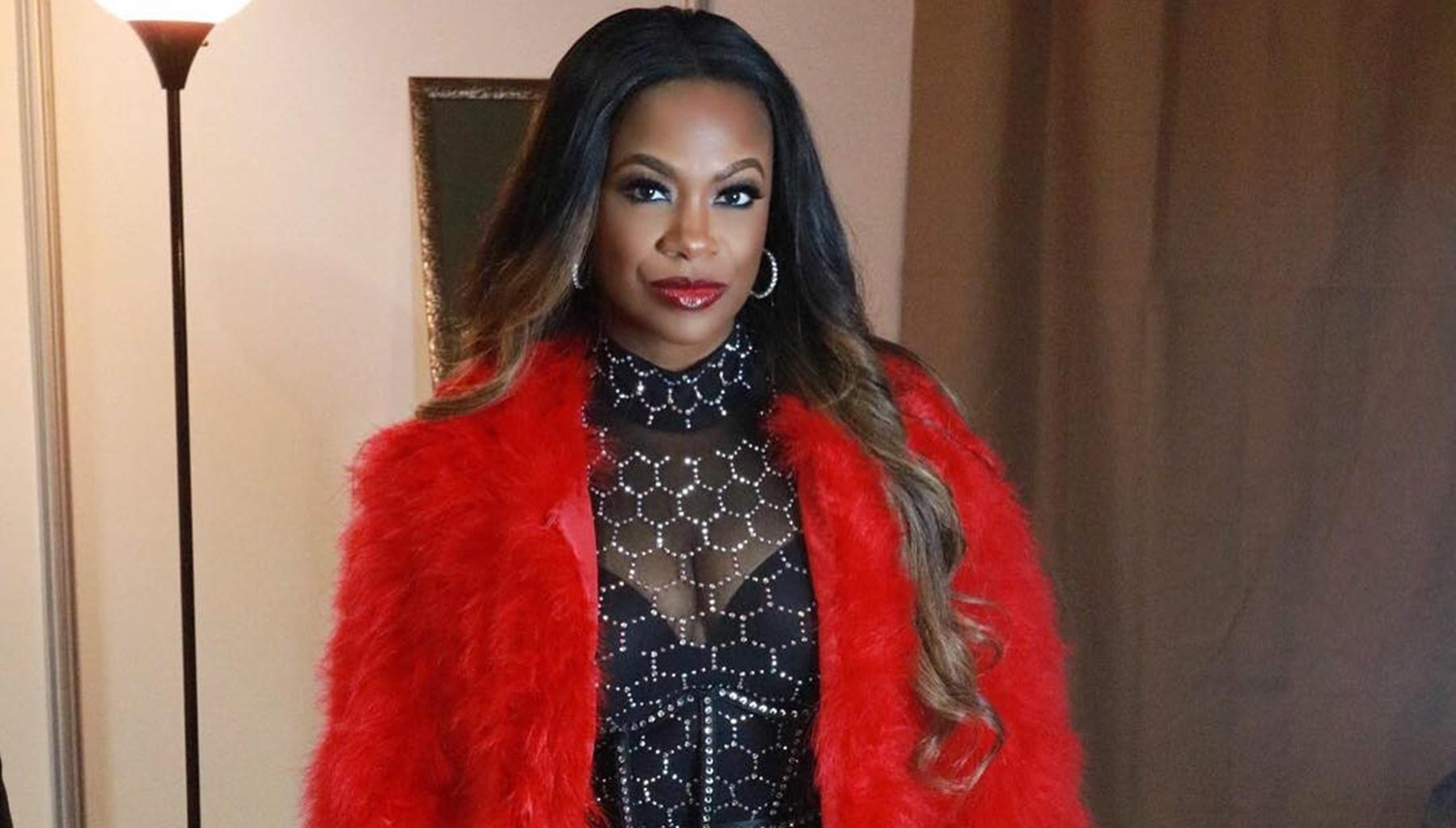 Kandi Burruss Is Bashed For Scandalous Dance With Todd Tucker Surrounded By Other Women In Viral Video: 'Jesus Does Not Like This'