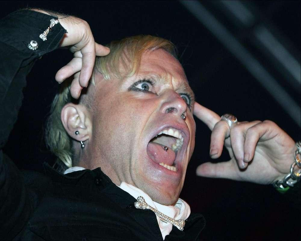 The Prodigy Fans Gather For Funeral Of Vocalist Keith Flint Who Died At 49-Years-Of-Age