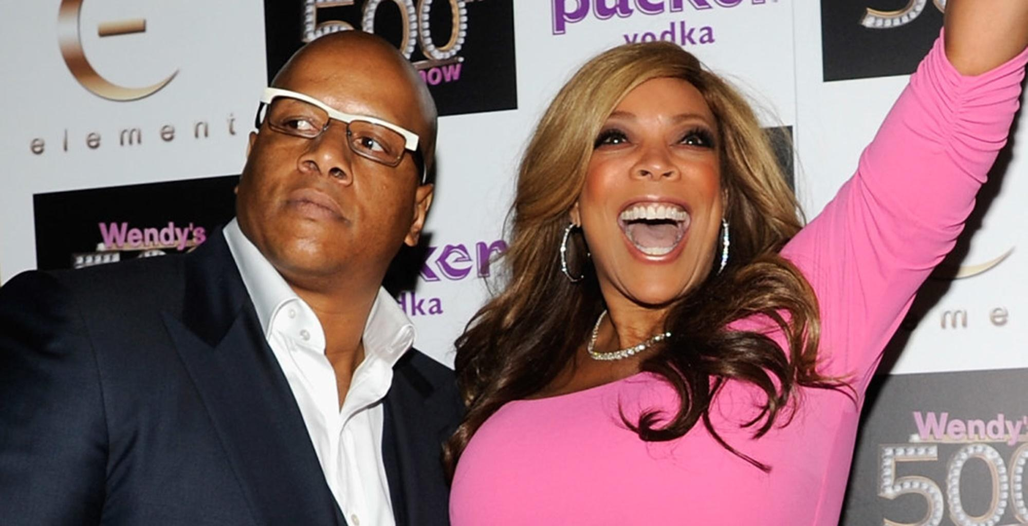 Wendy Williams Was Hospitalized After Husband Kevin Hunter Welcomed A Baby With Alleged Mistress Sharina Hudson -- Will This Lead To A Divorce?