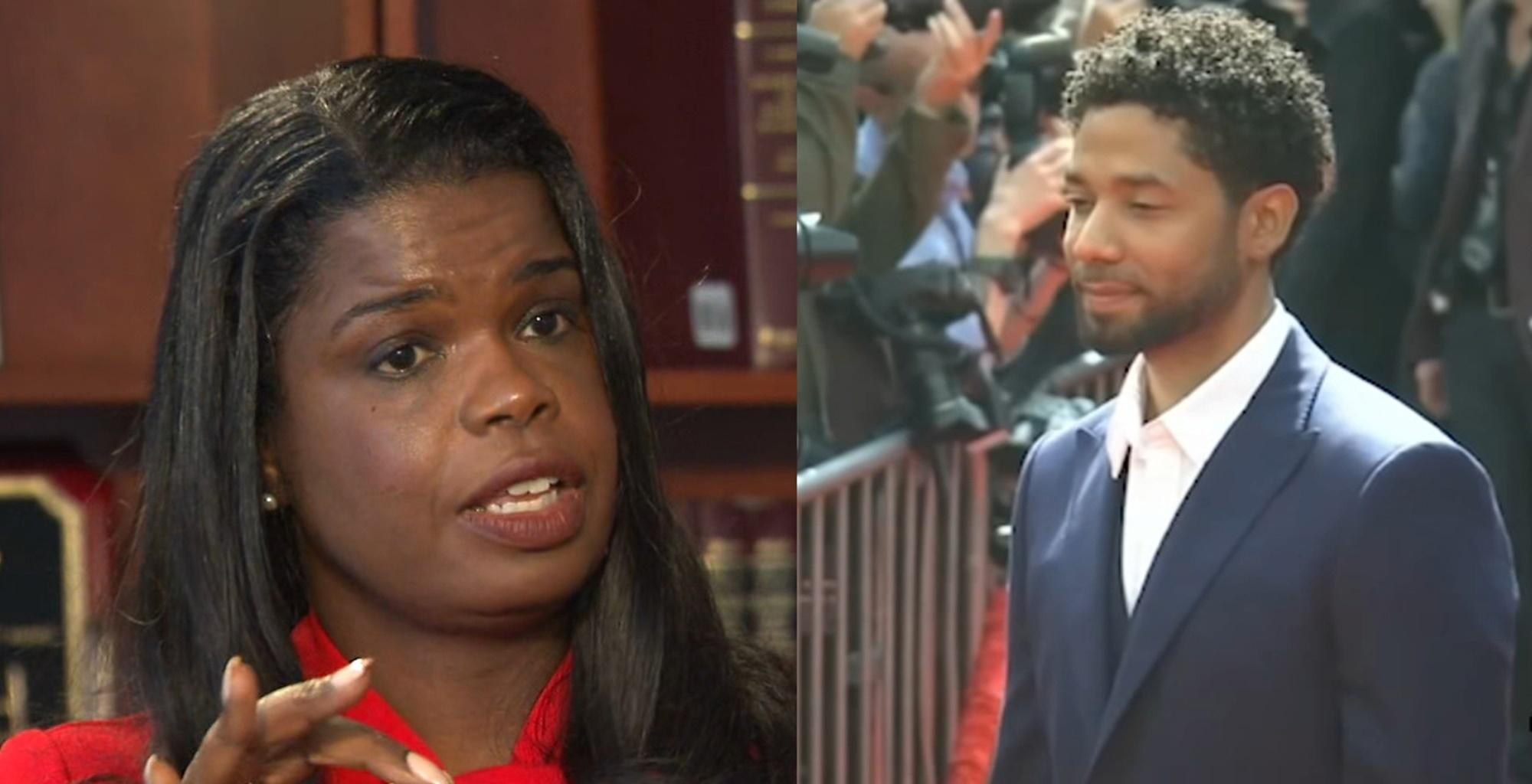 Jussie Smollett's Case Is Getting Looked At By The FBI -- Can Kim Foxx Find A Way Out?