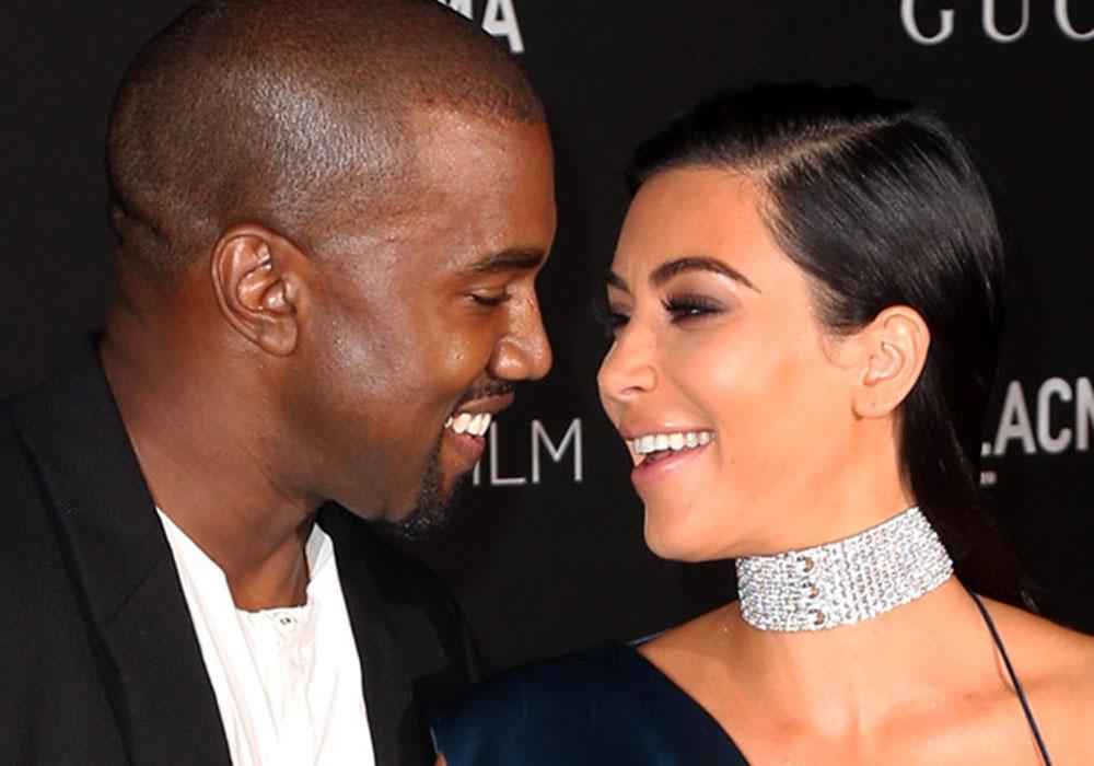 Kim Kardashian And Kanye West Arrive For Church Service, Katy Perry And Orlando Bloom Attend