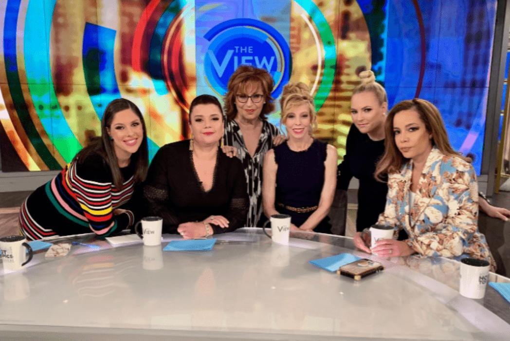 Maddie Corman Talks Actor, Husband Jace Alexander's Child Porn Arrest On 'The View', Twitter Offers Immediate Backlash