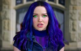 Disney's 'Descendants 3' Trailer Has People Scared For Mal's And Ben's Future